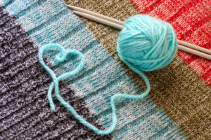 Knitting Lessons about Business Procrastination